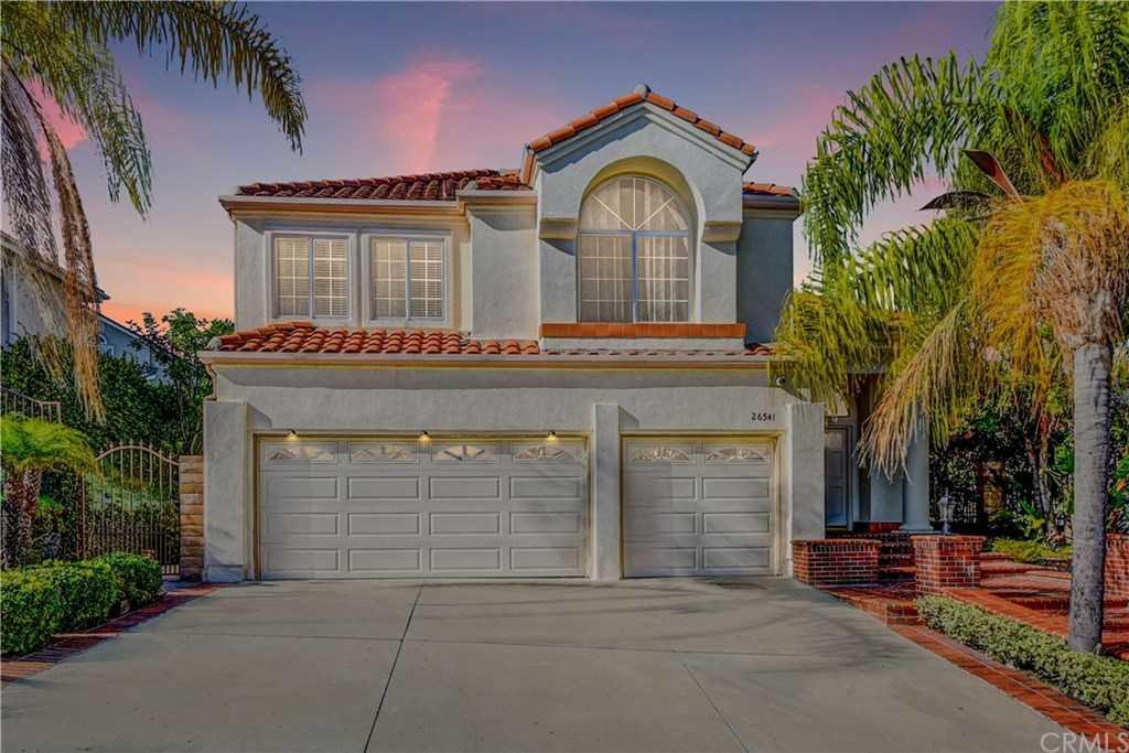 26541 Laurel Crest Drive Laguna Hills, CA 92653