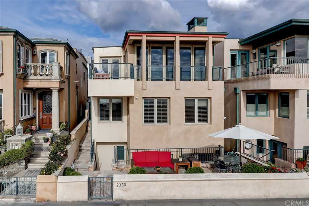 $9,600,000 - 4Br/4Ba -  for Sale in Hermosa Beach