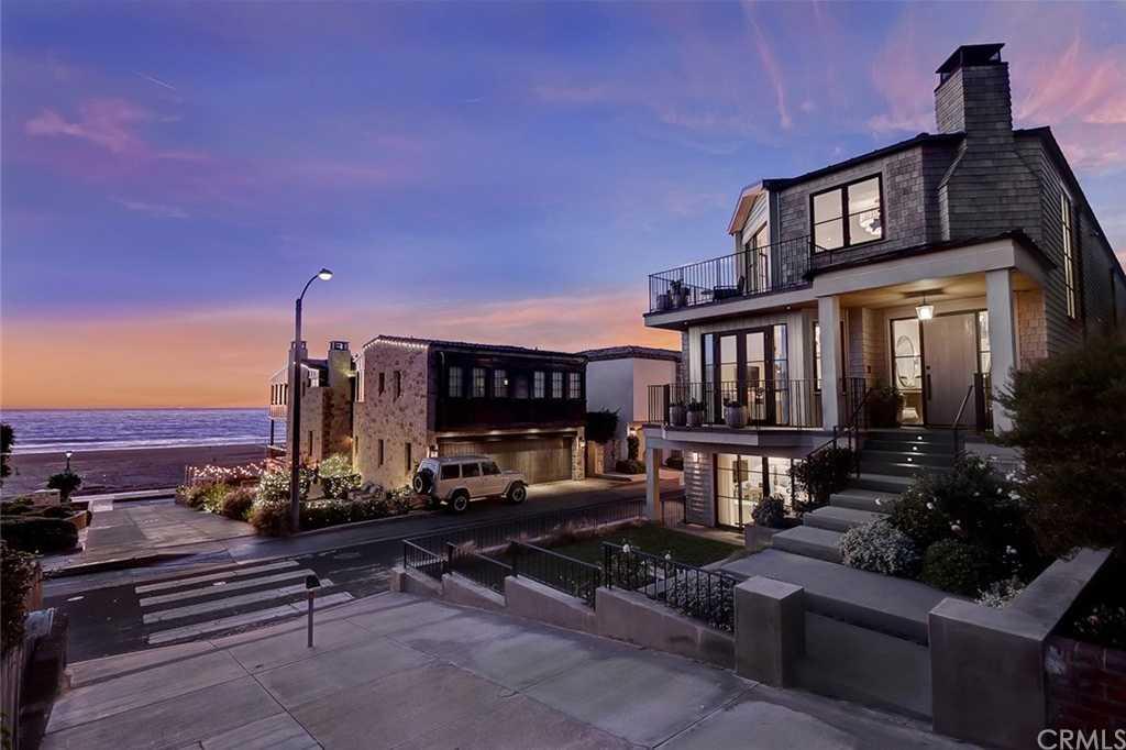 $12,750,000 - 5Br/6Ba -  for Sale in Manhattan Beach