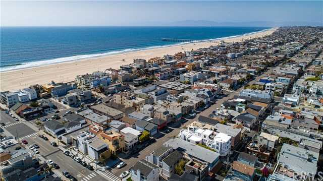 $1,495,000 - 2Br/3Ba -  for Sale in Hermosa Beach