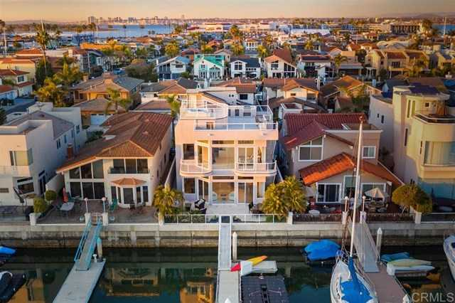 $3,495,000 - 4Br/5Ba -  for Sale in Coronado Cays, Coronado