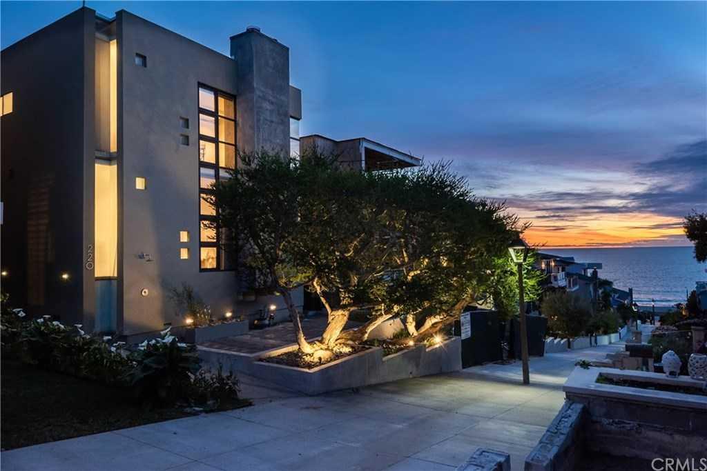 $5,299,000 - 5Br/4Ba -  for Sale in Manhattan Beach