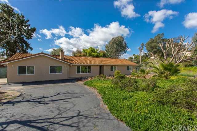 1241 Joy Road Fallbrook, CA 92028