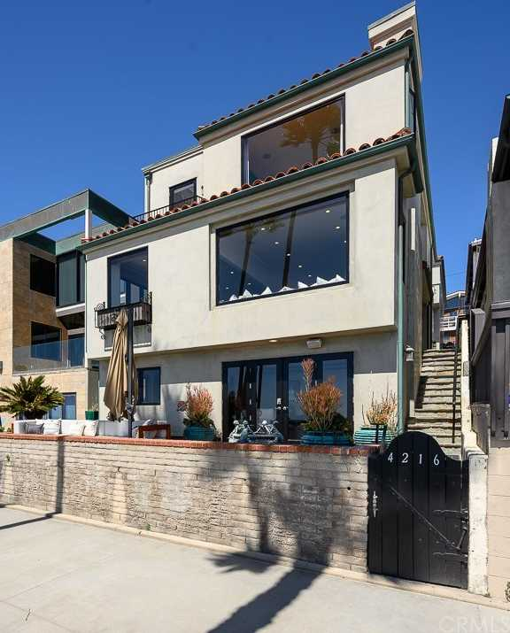 $7,000,000 - 5Br/6Ba -  for Sale in Manhattan Beach