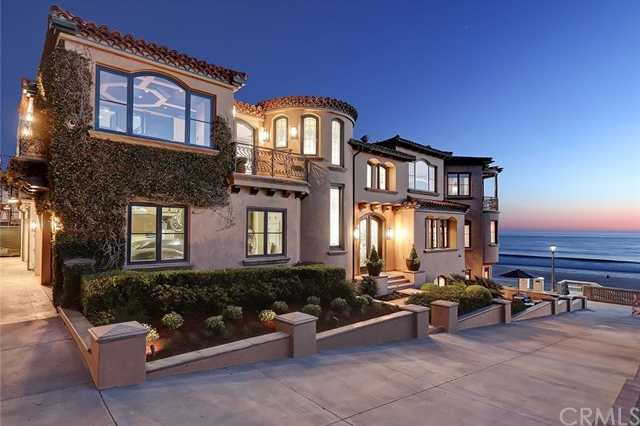 $16,900,000 - 5Br/7Ba -  for Sale in Manhattan Beach