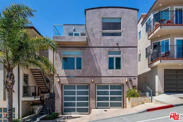 $2,199,000 - 3Br/4Ba -  for Sale in Manhattan Beach