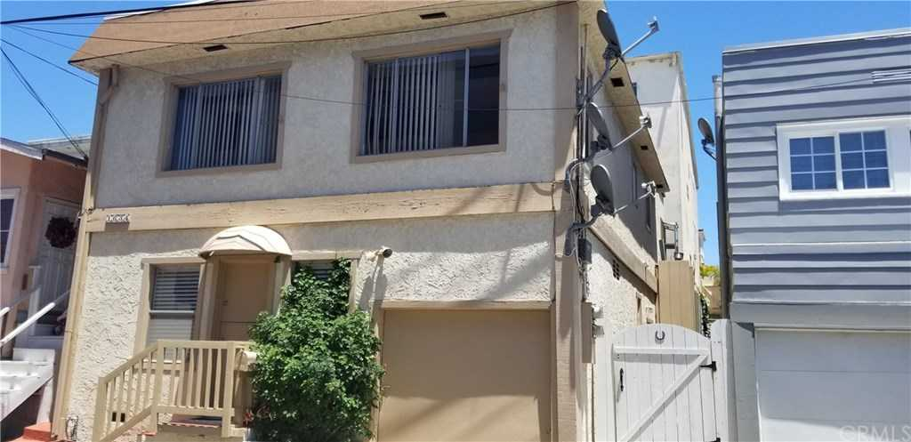 $1,825,000 - 3Br/2Ba -  for Sale in Hermosa Beach