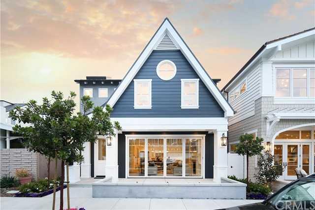 $4,650,000 - 4Br/6Ba -  for Sale in Balboa Peninsula Point (blpp), Newport Beach