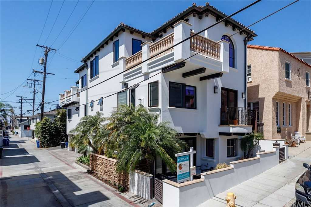 $4,195,000 - 5Br/5Ba -  for Sale in Hermosa Beach