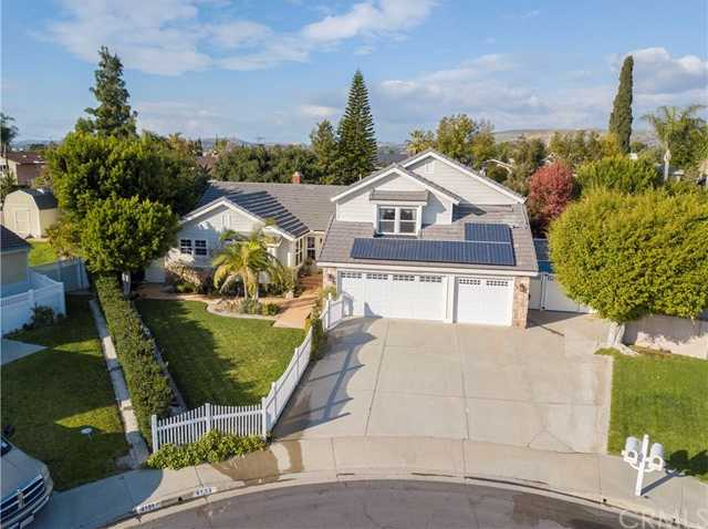 $1,268,000 - 5Br/4Ba -  for Sale in Yorba Linda Homes (yrlh), Yorba Linda