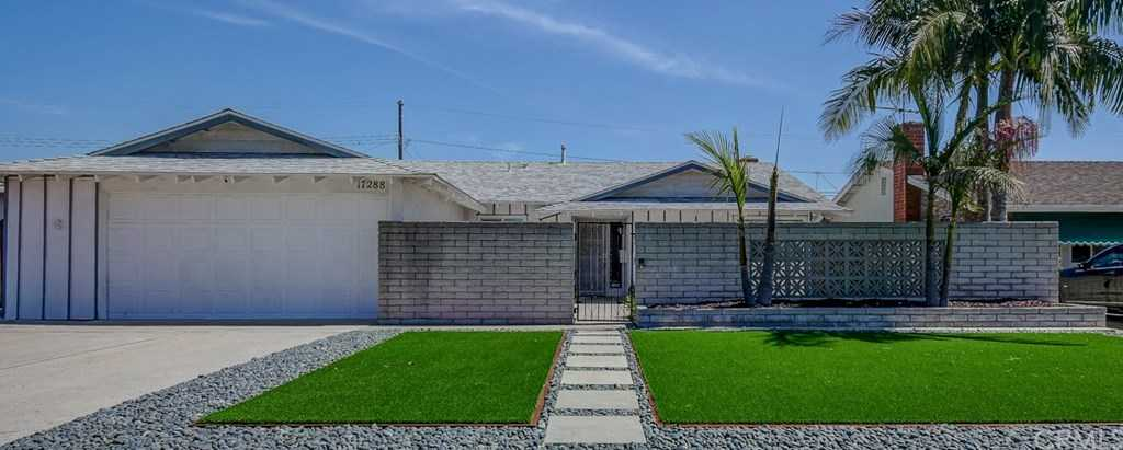 17288 Palm Street Fountain Valley, CA 92708