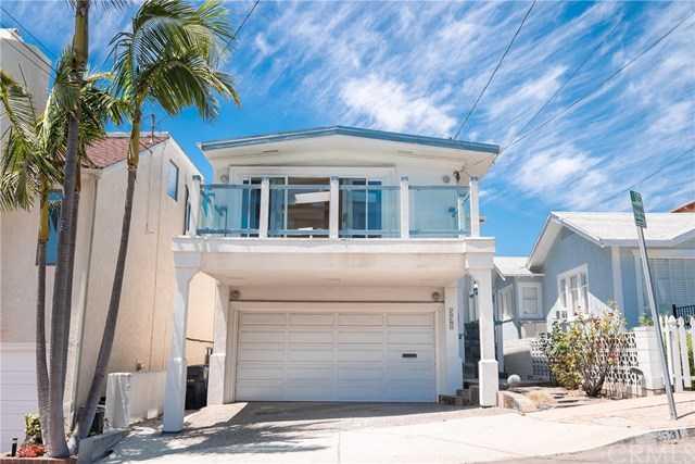 $2,699,000 - 4Br/2Ba -  for Sale in Manhattan Beach