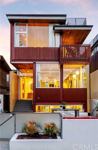 $5,949,000 - 5Br/5Ba -  for Sale in Hermosa Beach