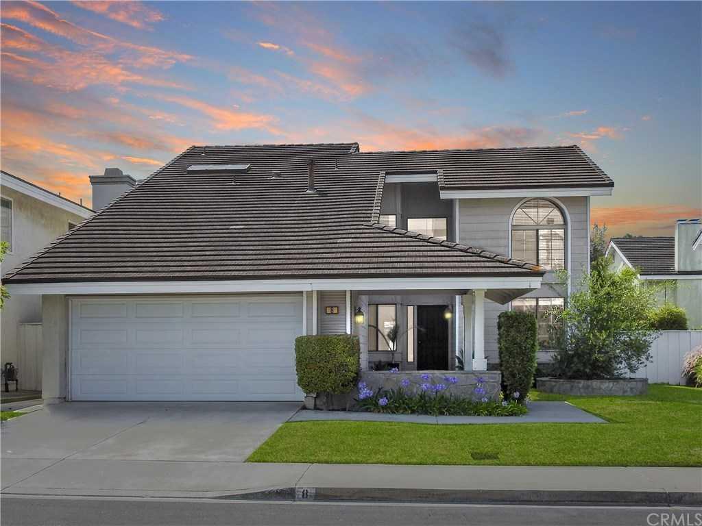 8 Silverbreeze Irvine, CA 92614