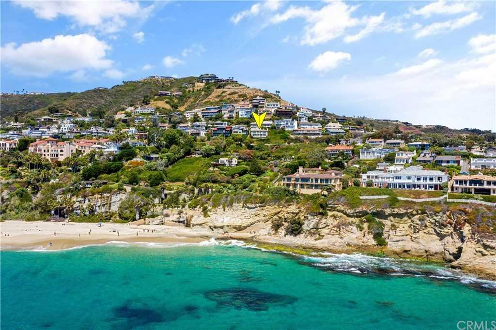 $3,849,000 - 3Br/4Ba -  for Sale in Three Arch Bay (tab), Laguna Beach