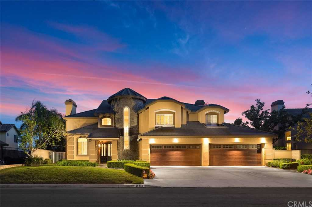 $1,890,000 - 5Br/5Ba -  for Sale in Bryant Ranch (brya), Yorba Linda