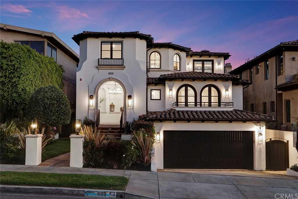 $6,500,000 - 5Br/6Ba -  for Sale in Manhattan Beach
