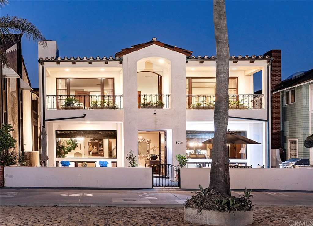 $10,700,000 - 5Br/5Ba -  for Sale in Balboa Peninsula (residential) (balp), Newport Beach
