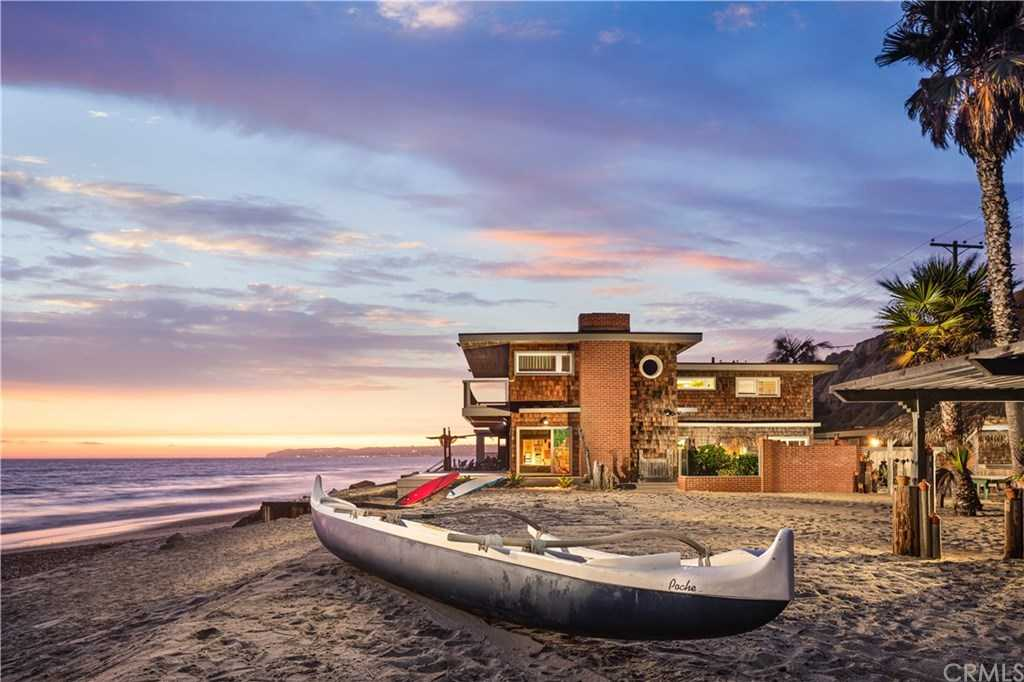 $9,500,000 - 3Br/3Ba -  for Sale in Beach Road Custom (br), Dana Point