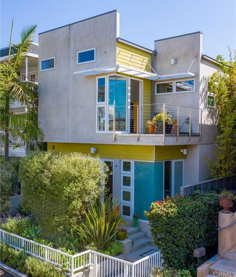 $3,450,000 - 3Br/4Ba -  for Sale in Manhattan Beach