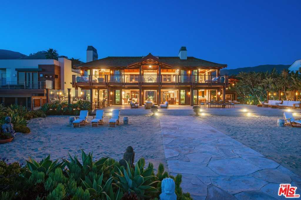 $100,000,000 - 5Br/14Ba -  for Sale in Malibu
