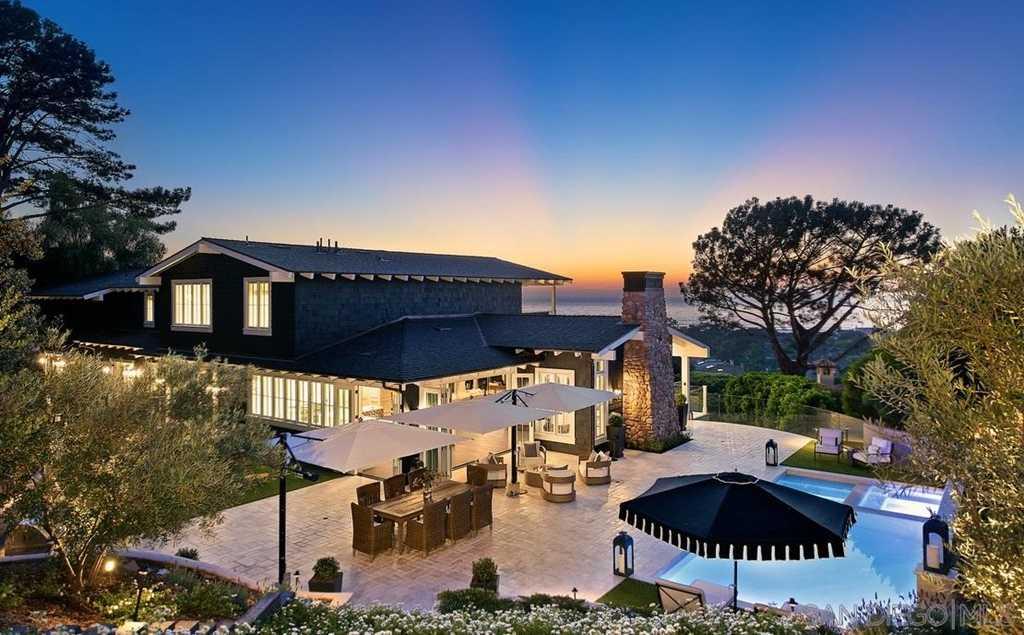 $14,495,000 - 4Br/5Ba -  for Sale in Del Mar, Del Mar