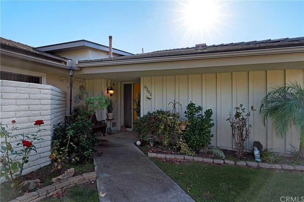 $589,500 - 2Br/2Ba -  for Sale in San Juan Hills (jh), San Juan Capistrano