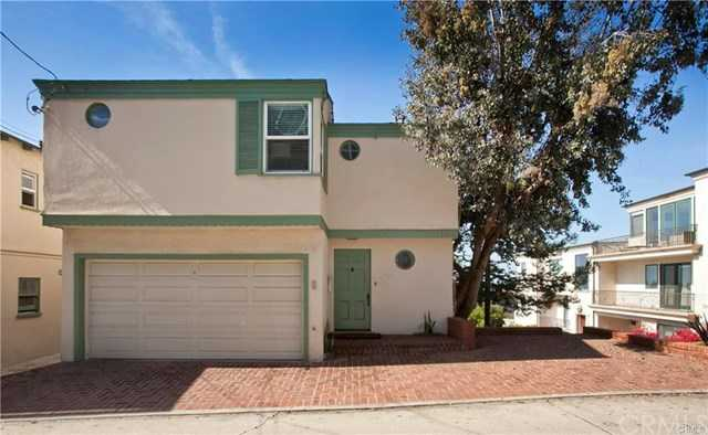 2821 Crest Drive Manhattan Beach, CA 90266
