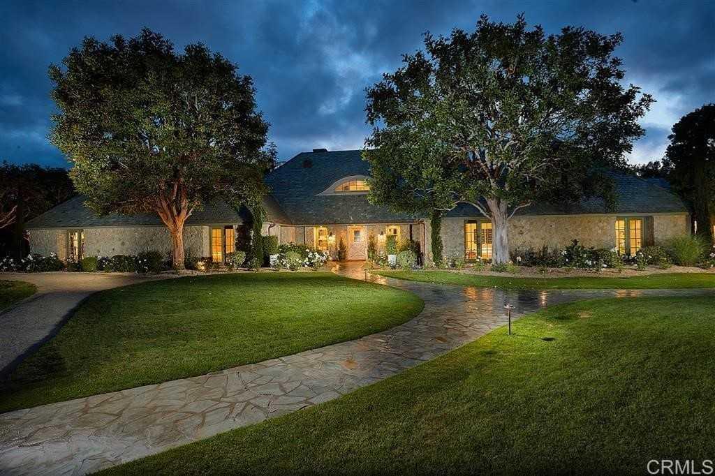 $10,900,000 - 7Br/7Ba -  for Sale in Rancho Santa Fe