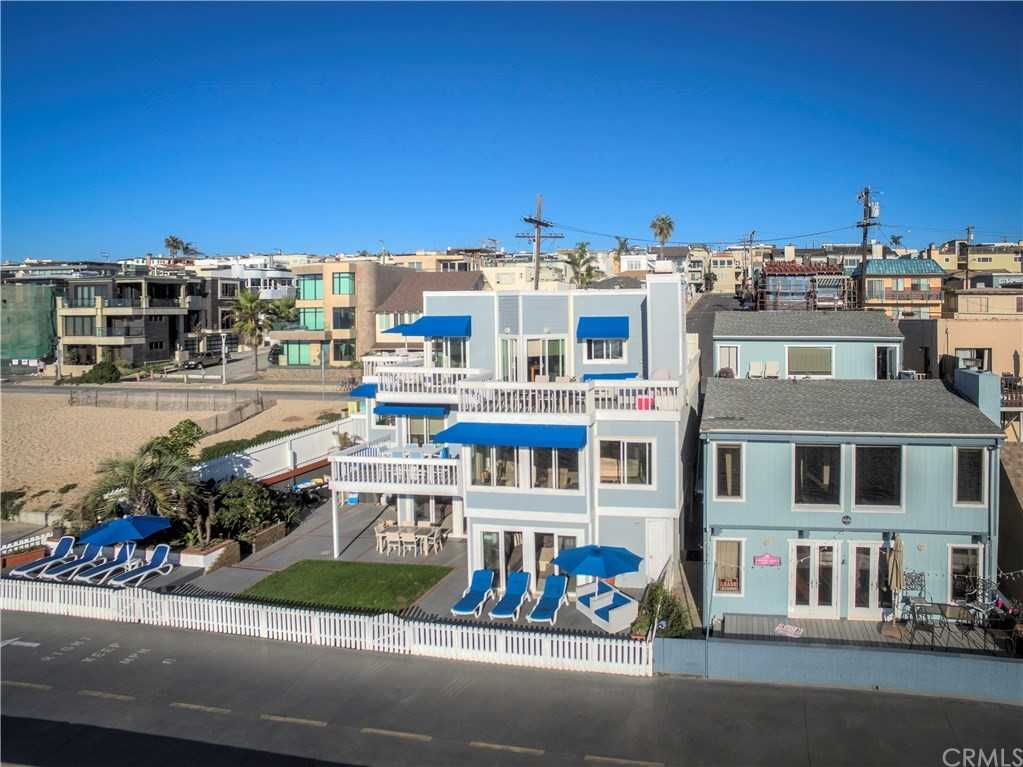 $13,990,000 - 6Br/5Ba -  for Sale in Hermosa Beach