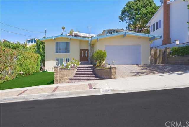 $1,695,000 - 4Br/3Ba -  for Sale in Rancho Palos Verdes
