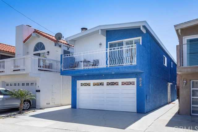 $1,549,000 - 3Br/2Ba -  for Sale in Hermosa Beach