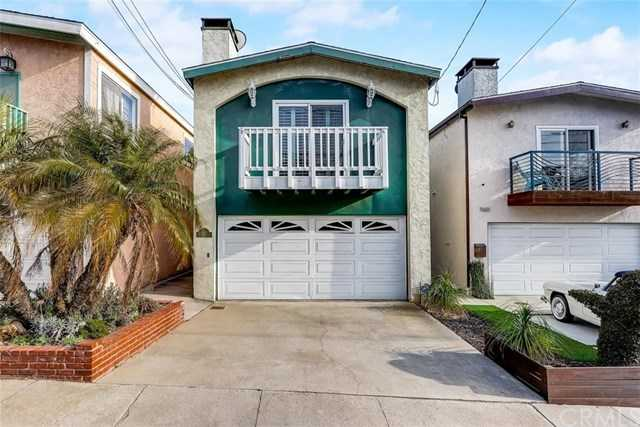 $1,499,000 - 3Br/2Ba -  for Sale in Hermosa Beach