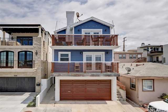 $2,875,000 - 4Br/6Ba -  for Sale in Hermosa Beach