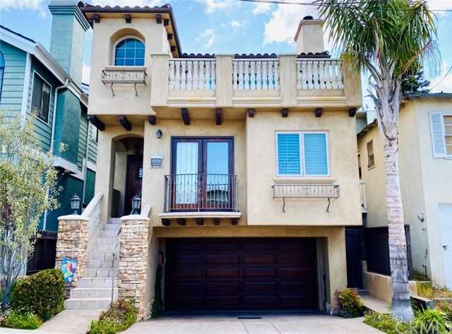 $2,389,000 - 5Br/4Ba -  for Sale in Hermosa Beach