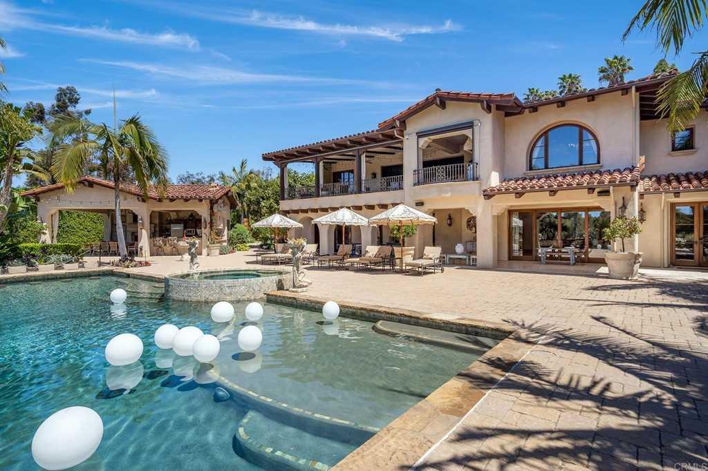 $7,850,000 - 6Br/8Ba -  for Sale in Rancho Santa Fe