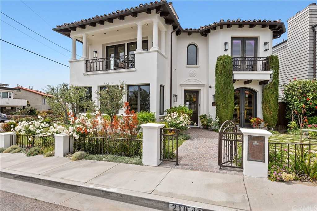 $5,595,000 - 5Br/6Ba -  for Sale in Hermosa Beach