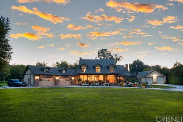 $2,195,000 - 4Br/5Ba -  for Sale in Custom Sand Canyon (csand), Canyon Country