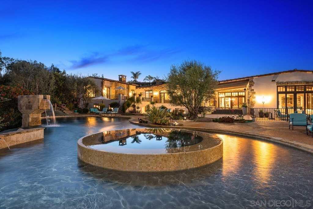 $9,995,000 - 7Br/9Ba -  for Sale in Rancho Santa Fe, Rancho Santa Fe