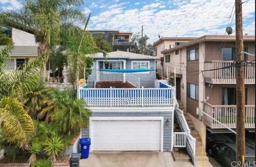 $1,999,988 - 3Br/2Ba -  for Sale in Manhattan Beach