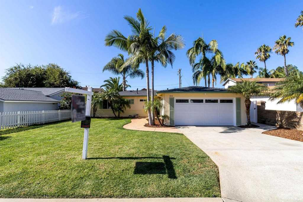 $1,495,000 - 3Br/2Ba -  for Sale in Carlsbad