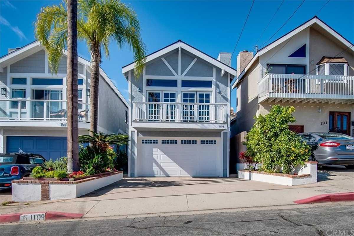 $1,550,000 - 3Br/3Ba -  for Sale in Redondo Beach