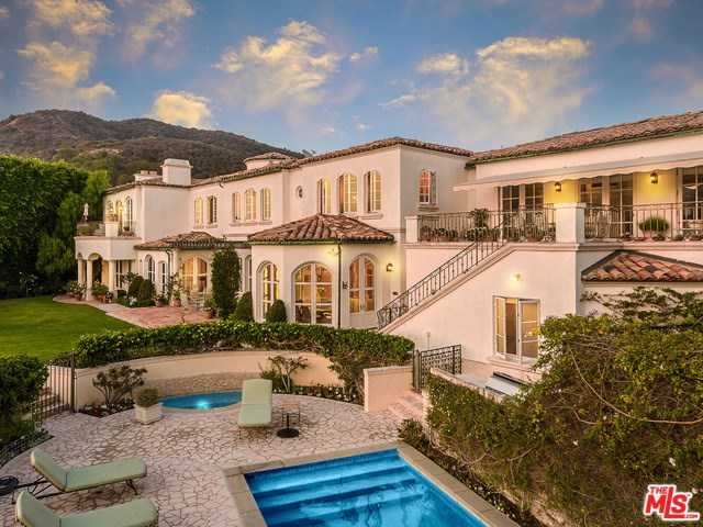 $11,000,000 - 8Br/9Ba -  for Sale in Pacific Palisades