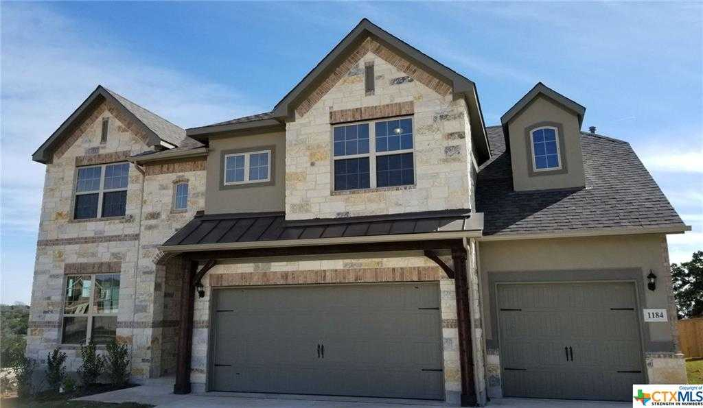 $439,990 - 4Br/4Ba -  for Sale in Estates At Stone Crossing, New Braunfels