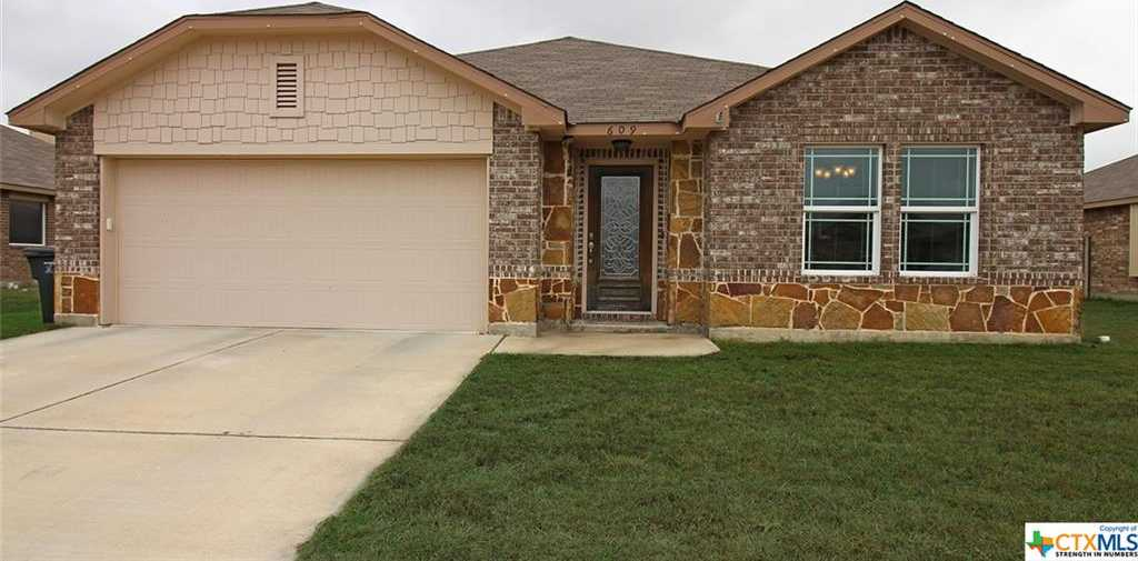 $155,900 - 3Br/2Ba -  for Sale in Trimmier Estates Ph Four, Killeen