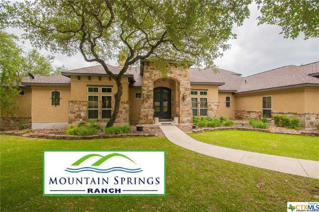 $689,000 - 4Br/4Ba -  for Sale in Vistas Mountain Sprgs Ranch, Canyon Lake