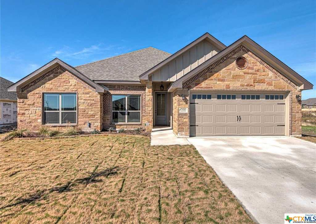 $234,300 - 4Br/2Ba -  for Sale in The Plains At Riverside, Temple