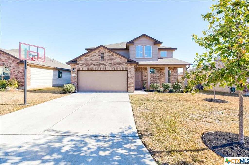 $230,000 - 4Br/3Ba -  for Sale in Sonterra West, Jarrell