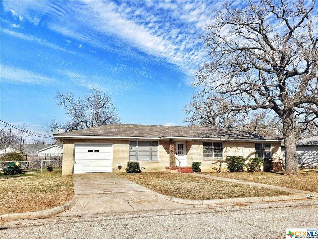 $121,500 - 3Br/1Ba -  for Sale in Guggolz, Gatesville