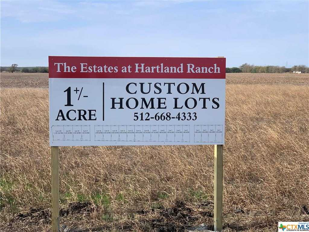 $74,950 - Br/Ba -  for Sale in The Estates At Hartland Ranch, Lockhart